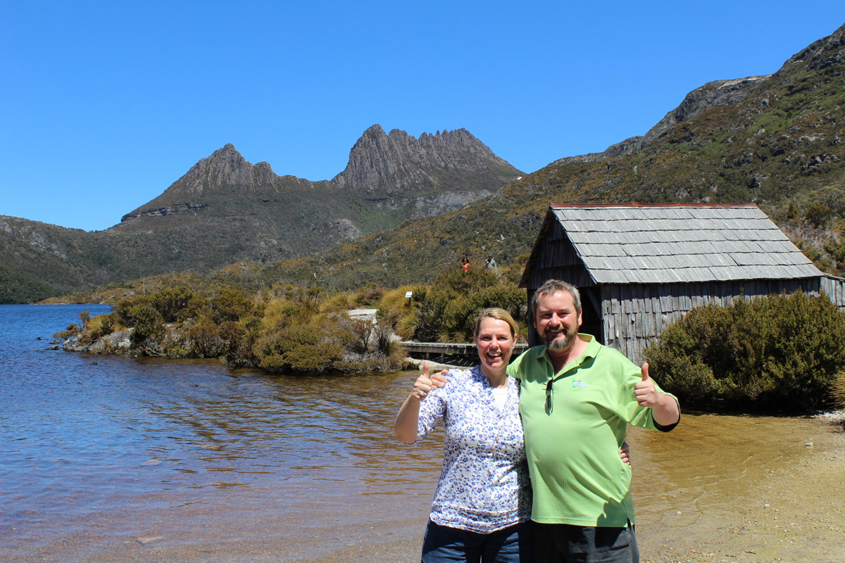 Launceston Day Tours Cradle Mountain