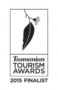 Tourism Awards – Finalist 2015